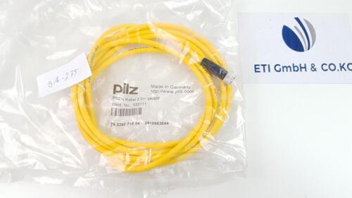 PILZ PSEN Kabel Gerade//cable straightplug 2m533111neu OVP
