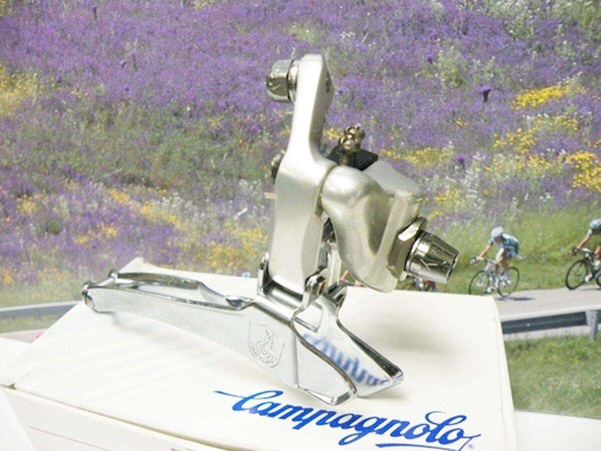 Campagnolo chorus 8 speed braze on front derraileur  1990's