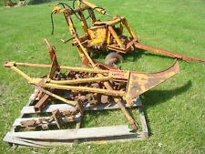 1951 Ferguson To20 Tractor Vermeer Trencher Attachment Parts Ford 8n 9n