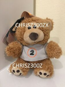 Details about The Division 2 Tommy The Teddy Bear Keychain Backpack Plush  6