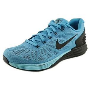 a1d5ab49a09 ... Image is loading Nike-Lunarglide-6-Men-Round-Toe-Synthetic ...