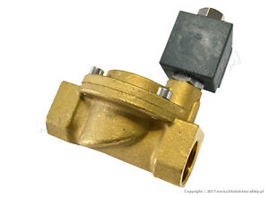 Solenoid-valve-CEME-8416-NC-1-034-max-4-bar-with-coil-230V-50Hz