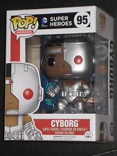 DC UNIVERSE CYBORG POP VINYL FIGURE FUNKO JUSTICE LEAGUE VICTOR STONE NEW HOT