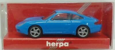 HERPA Nr.022484 Porsche 911 Typ 996 OVP schwarz