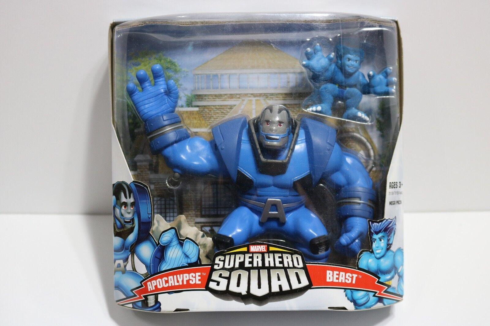 Marvel - superhelden - team x - men - apokalypse komplette mega festgesetzten betrag w   pelziges biest