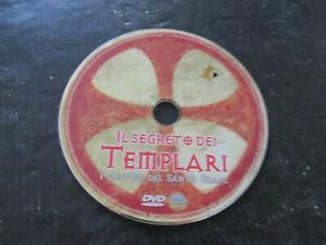 DVD Película - El Secreto De Templarios 2005 Original Sólo DVD No Funda