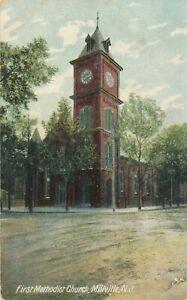 MILLVILLE-NJ-First-Methodist-Church-1908