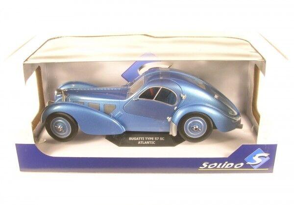 Bugatti Tipo 57 Sc Sc Sc Atlantic (blue) 1937 f95c43