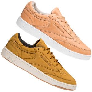 Details zu Reebok Club C 85 Herren Damen Sneaker Freizeit Straßenschuhe Retro Schuhe neu