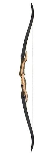 October Mountain Products Smokey Mountain Hunter Recurve Bow 62  RH 30