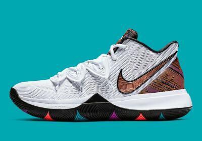 Nike Kyrie 5 BHM Size 11.5. BQ6237-100