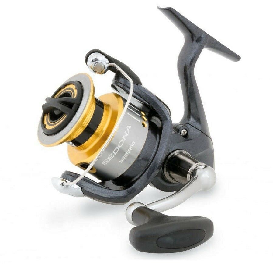 Shimano sedona 2000 fe frontbremsrolle papel spinnrolle angel papel pesCoche