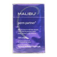 Malibu C Perm Partner 12 Packets 0.17 Oz Each