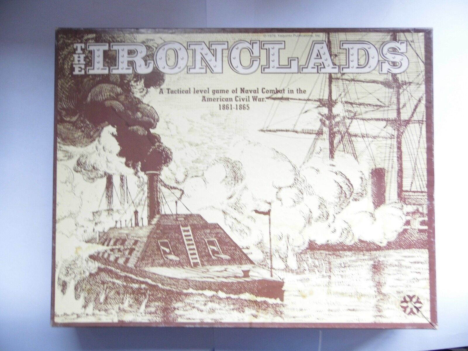 The Ironclads - YAQUINTO PUBLICATIONS INC USATI - Joe Dever COLLEZIONE