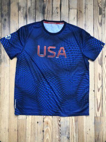 Polo Sport USA Logo Jersey  Large. Ralph Lauren .