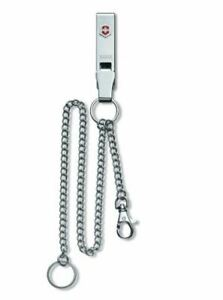 Victorinox-Stainless-Steel-Belt-Hanger-Key-Chains-for-Swiss-Army-Knife