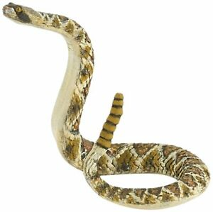 Papo-50237-Rattlesnake-Reptile-Animal-Figurine-Model-Toy-Snake-Replica-NIP