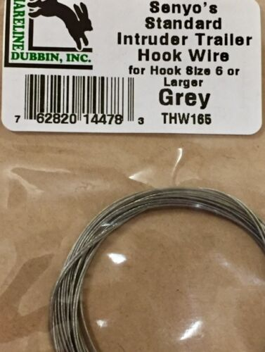 #6 HOOK OR UP SENYO/'S INTRUDER TRAILER WIRE YOU PICK THE COLOR STANDARD SIZE