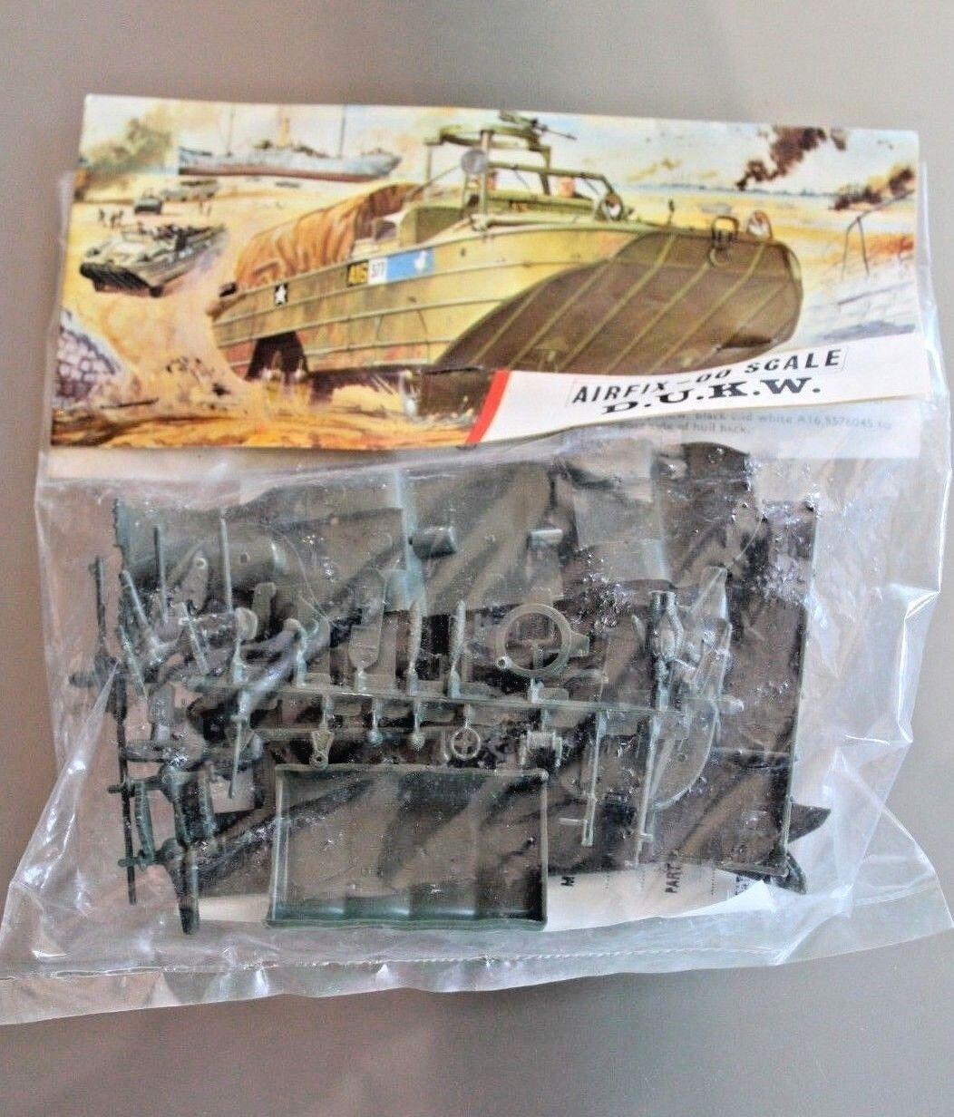 Airfix Oo Scale D. U. K.W.Amphibie Modell Plastik Zum Zusammenbauen Nie