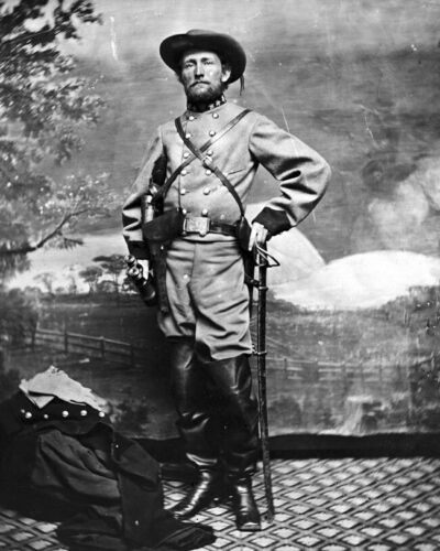 Confederate Ranger John Singleton Mosby 6 Sizes! New Civil War Photo