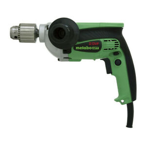 Metabo HPT 9 Amp EVS Variable Speed 1/2 in. Drill D13VFM Certified Refurbished