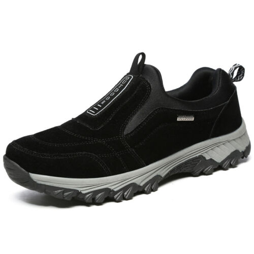 Mens Casual Shoes Outdoor Sneakers Breathable Hiking Climbing Running Shoes New