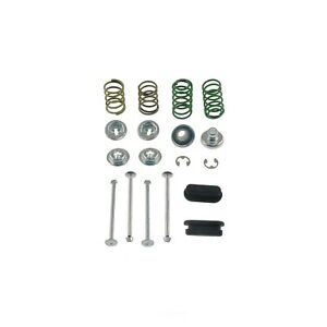Brake Shoes Hold Down Kit Front,Rear Carlson H4020-2