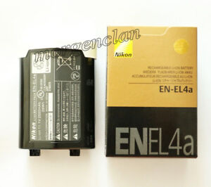 New-EN-EL4A-Battery-For-Nikon-D2-D2H-D2Hs-D2x-D2xs-D3-D3S-D3X-F6-MH-22-2500mah