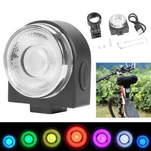 Xlite100-Bicycle-Tail-light-USB-Brake-Light-Flashlight-Rear-Bike-Warning-Lamp