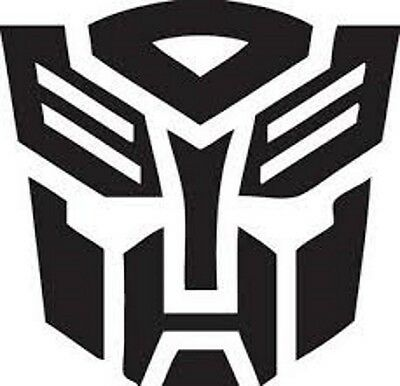 "4.75/"" vintage style Transformers vinyl sticker Optimus Prime decal 4 laptop."
