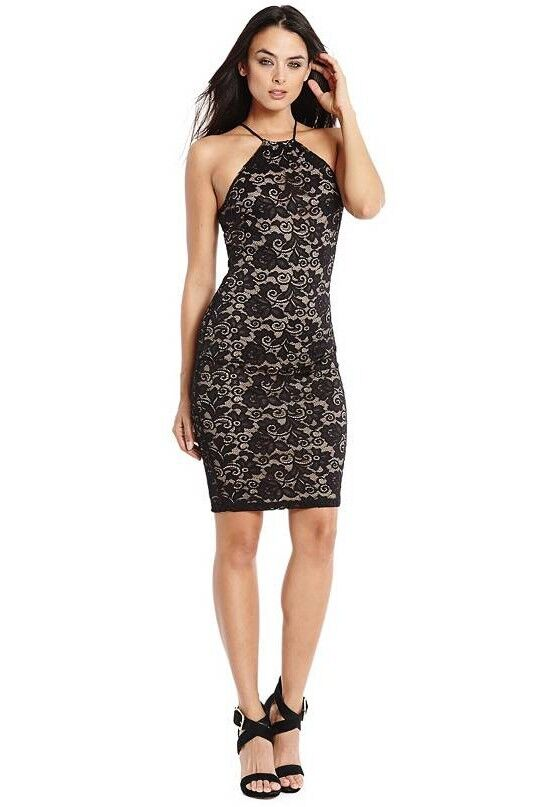 GUESS BY MARCIANO LETTYS LACE DRESS