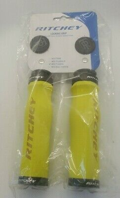 Ritchey WCS TrueGrip Bike Grips Yellow BRAND NEW