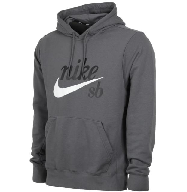 he equivocado Transparente Panda  Nike SB Icon Stripe Pullover Hoodie - University Red/white Size L for sale  online | eBay