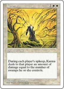 KARMA-Fifth-Edition-MTG-White-Enchantment-Unc