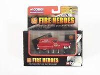 Corgi Fire Heroes 1953 Pontiac Van Newark Fire Department Cs90014