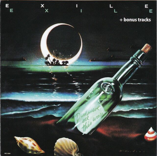 Exil-Do Not Leave Me This Way (Audio CD im Jewel Case)