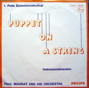 Single-PAUL-MAURIAT-AND-HIS-ORCHESTRA-1-PREIS-EUROVISIONFESTIVAL-1967-RAR