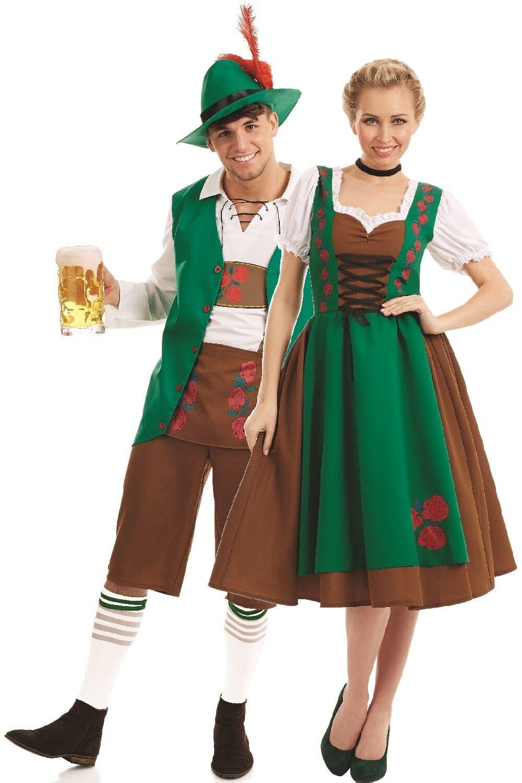 Shengshi star brille, a ez-vous au sentiHommes t t t de la clientèle Couples femmes et Hommes s traditionnel bavarois AlleFemmed déguiseHommes t costume c89f5a