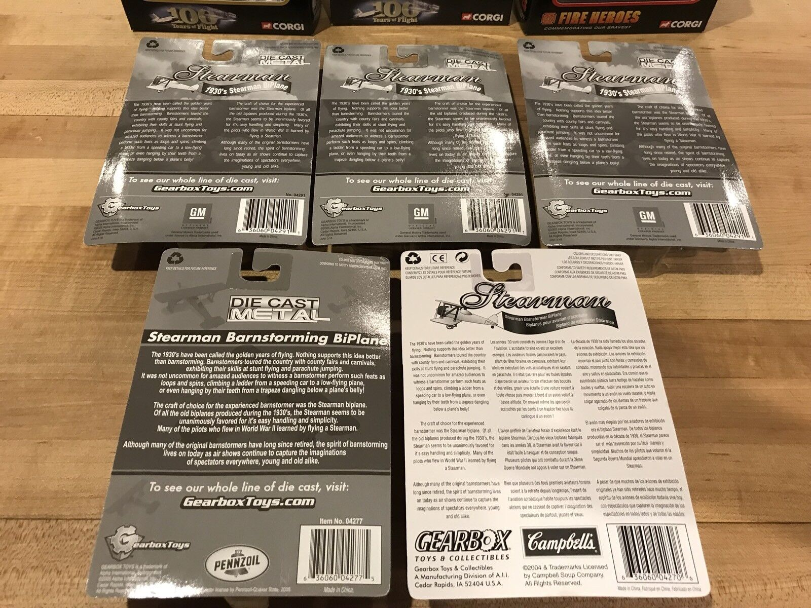 11 spielzeugflieger collectibles... corgi - getriebe hot wheels fun club club club rot box - fotos f235d8