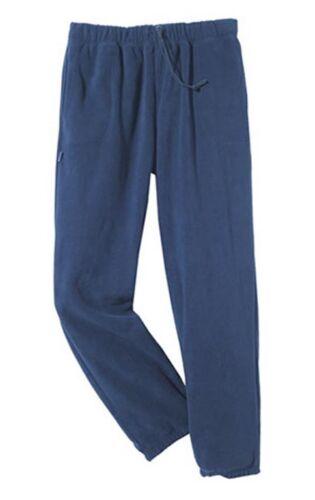 Gotop Fleece Hose marineblau,leicht,atmungsaktiv,wärmend,Anchorage  Bundhose