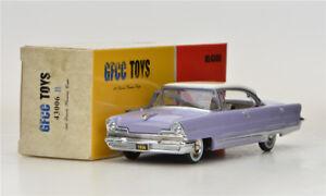 Purple-GFCC-TOYS-1-43-1956-Lincoln-Premiere-Coupe-Alloy-car-model