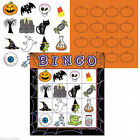 Batty Bingo Haunted Halloween Family Pub Party Fun 16 Player Game Loot Bag Gift