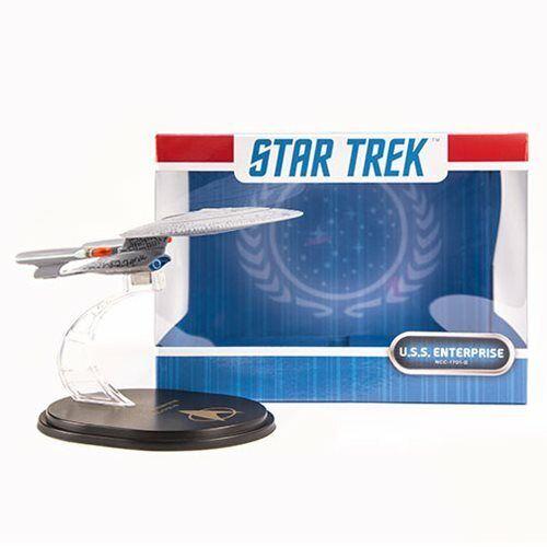 U.S.S Enterprise NCC 1701-d mini Master nave espacial mdoell Star Trek-nuevo embalaje original.
