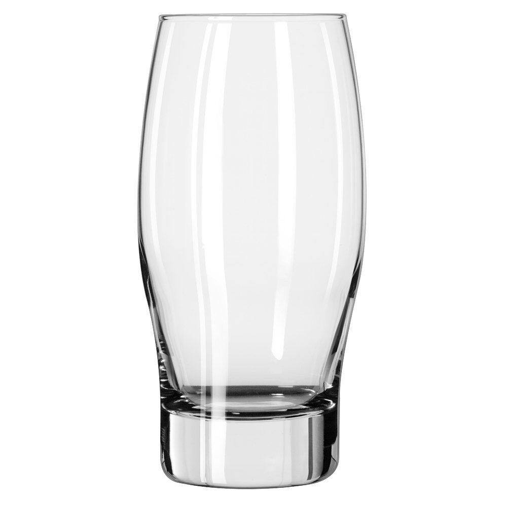 Set of 6 Libbey 2396 Perception 16 oz Cooler Glass