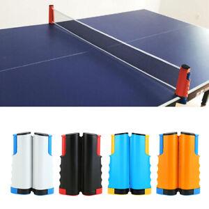 Simplement einziehbares table tennisnetz Fort Portable Pong Net Rack de rechange