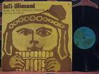 inti-illimani SONG OF THE ANDEAN INDIANS canto de pueblos andinos '76 Aus WRC LP