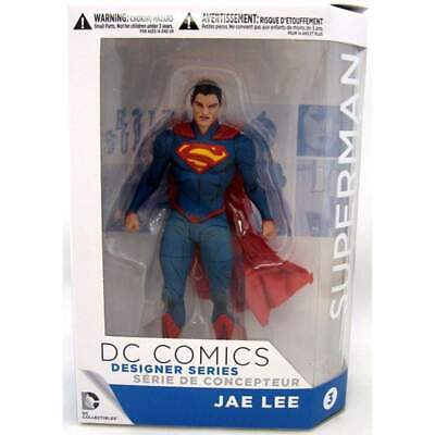 DC Collectibles DCC Superman Designer Series By Jae Lee Loose Action Figure