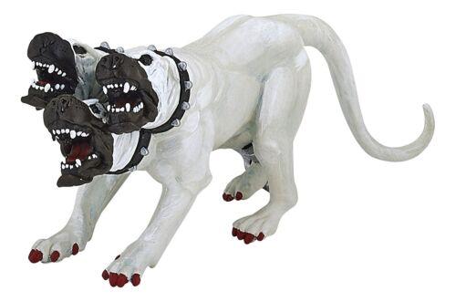 Cerberus White Figure-par Papo 36012
