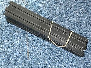Sensible Afx 10x15'' Straight Tracks, Excellent Cond., Tomy Aurora 15 In (environ 38.10 Cm) Long Tangentes-afficher Le Titre D'origine