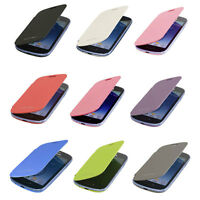 Flip Cover LT Samsung Galaxy S3 mini i8190 Schutz Hülle Tasche Case Etui Bumper